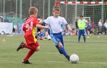 Набор активных детей в футбольную команду Спартаковец Москва