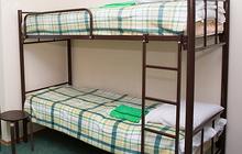 Кровати двухъярусные, односпальные для хостелов, гостиниц, баз отдыха