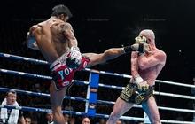 Набор в группы по Тайскому боксу, Утро Вечер