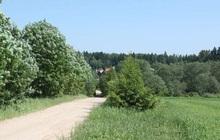Участок в деревне на севере Подмосковья, Лес, водоем рядом