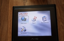 Навигатор GPS Mio Moov 200