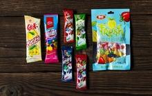 Оптовые поставки сладостей и закусок производства Китая