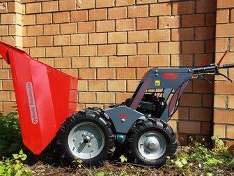 Скачать бесплатно изображение Трактор Мини думпер ANT BY300 26443022 в Москве