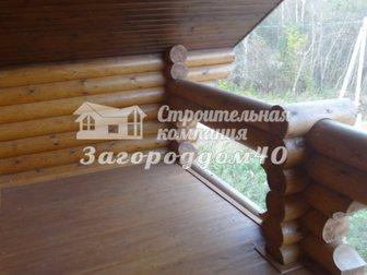 Скачать фотографию Загородные дома Дом по Калужскому шоссе 26807565 в Москве