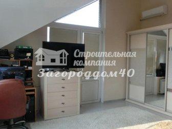 Увидеть фото Продажа домов Дом по Калужскому шоссе в охраняемом поселке 26884958 в Москве