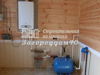 Просмотреть фото Продажа домов Коттедж в Подмосковье Калужское шоссе 28672057 в Москве