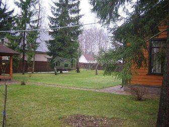 Новое фото Загородные дома Коттедж из клееного бруса на участке 15 соток в окружении леса 29371995 в Москве