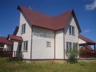 Уникальное фотографию Загородные дома Дом с удобствами возле большого озера 29846677 в Москве