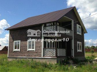 Свежее фотографию Продажа домов Дом на участке 10 соток с березами  31227960 в Москве