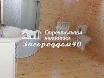Уникальное фото Загородные дома Коттеджи в Подмосковье Калужское шоссе 31387322 в Москве