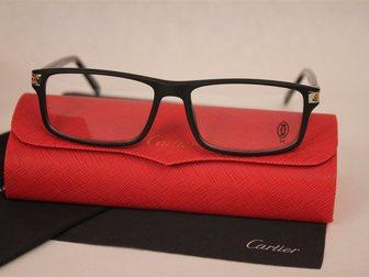 Смотреть фото Аксессуары очки и оправы Cartier 32243992 в Москве