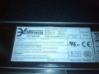 Смотреть фото Компьютеры и серверы БП и память для серверов YM-2651B и MT18JSF1G72PZ-1G6D1HE 32285983 в Москве