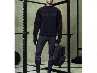 Уникальное фото Мужская одежда Кофта Alexander Wang x H&M 32286932 в Москве