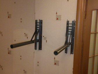 Скачать бесплатно фотографию Спортивный инвентарь Брусья настенные складные от производителя 32297937 в Москве