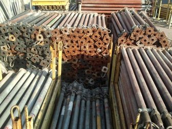 Смотреть фотографию Строительные материалы Выкупаем б, у опалубку перекрытий Сталформ 32366492 в Москве