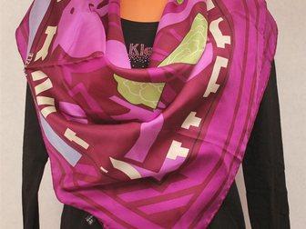 Скачать бесплатно фотографию Аксессуары платок Hermes шелковый 32384304 в Москве