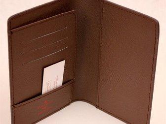 Скачать бесплатно foto  Обложка для паспорта Louis Vuitton Damier 32390654 в Москве