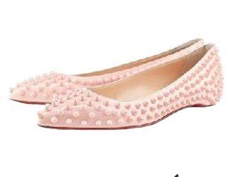 Смотреть фотографию Женская обувь Туфли лодочки Christian Louboutin Shoes With Spikes 32424458 в Москве