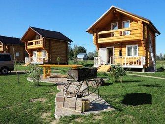 Увидеть foto  База отдыха Ивушка на реке Вазуза 32428165 в Смоленске