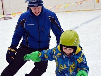 Скачать бесплатно фотографию  Хоккей, Тренировки, Личный тренер, 32460929 в Москве