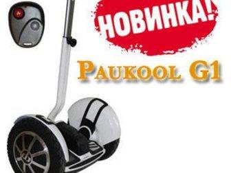 Новое фотографию Мото Гироскутер Сигвей Paukool G1 модель 2015 года 32513129 в Москве
