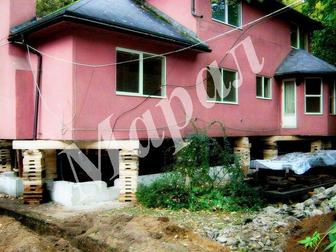 Просмотреть фото Строительство домов Затопило дом? Подъём домов 32521043 в Москве