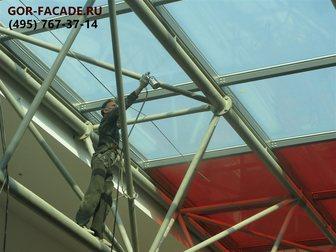 Просмотреть foto  Покраска фасадов зданий Москвы 32608341 в Москве