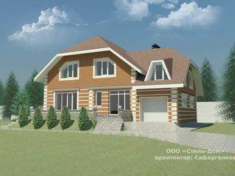 Увидеть фото  Архитектурный+рабочий проект за 150 руб/м2 32613339 в Новосибирске