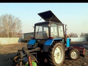 Увидеть фотографию Трактор Продам трактор МТЗ-82, 1 б/у 2011 г, в, 32634548 в Москве