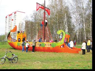 Скачать фото Детские игрушки малые архитектурные формы, парковая мебель, детские площадки, спортивные площадки 32645313 в Москве