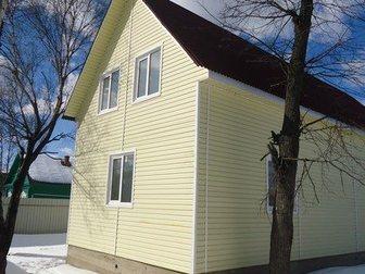 Новое фото Загородные дома Коттедж, 160 м2, на участке 5 сот, , д, Редино 32646271 в Москве