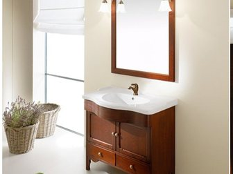 Скачать foto Мебель для ванной Тумба с раковиной Eban Federica 90 32695885 в Москве