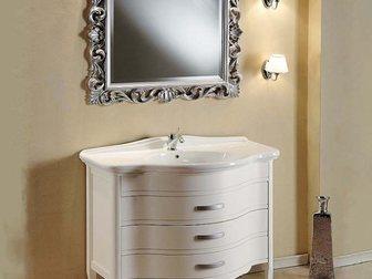 Скачать бесплатно фото Мебель для ванной Тумба под раковину Tiffany World Armony 7224 32696000 в Москве