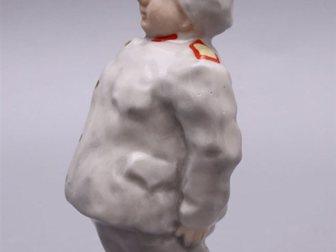 Просмотреть фотографию Антиквариат Фигурка Бравый солдат Швейк, ЛЗФИ 32740379 в Москве
