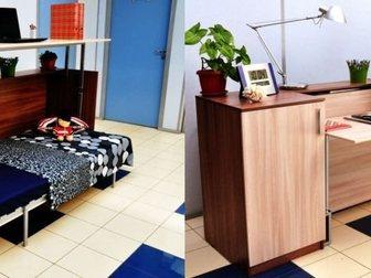 Увидеть фото Мебель для гостиной Кровать-парта 32801025 в Москве