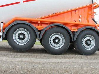 Просмотреть изображение  Цементовозы GuteWolf, новые 32844487 в Москве