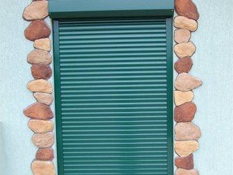 Увидеть фото Двери, окна, балконы Рольставни на окна 32905215 в Москве