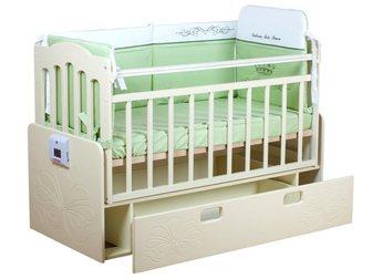 Увидеть фотографию  Детские автоматические кроватки Укачай-ка 32964632 в Москве