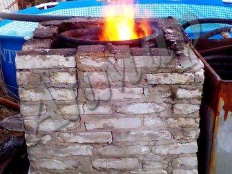 Просмотреть фото Другие строительные услуги Спиральный дровяной водонагреватель для бассейна 32983285 в Москве