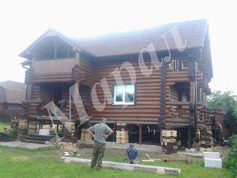 Скачать бесплатно фотографию Другие строительные услуги Поднять дом, поднять угол дома 32988698 в Москве