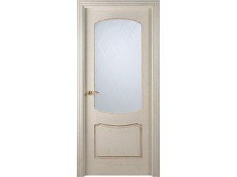 Скачать foto  Межкомнатная дверь Valdo, 750, по Ст, 8, Золотая патина, 33013425 в Москве