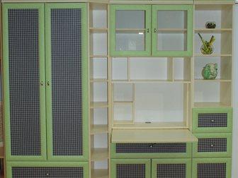 Свежее изображение Мебель для детей Стенка подростковая новая 33039319 в Москве
