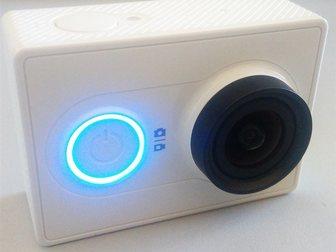 Новое фотографию  Экшн камера Xiaomi Yi Basic Edition! Оригинал! 33104989 в Москве