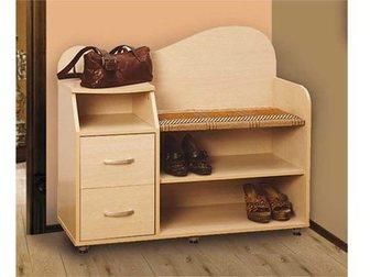 Увидеть foto Мебель для гостиной Купить тумбу для обуви недорого в интернет-магазине Мебель-МКД! 33117599 в Москве