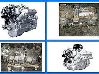 Увидеть foto  Двигатели ЯМЗ-236,ЯМЗ-238 и КПП с хранения 33119899 в Москве