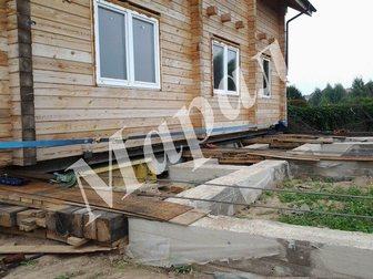 Смотреть фото Другие строительные услуги Перемещение домов, находим наилучший вариант проведения работ 33134941 в Москве