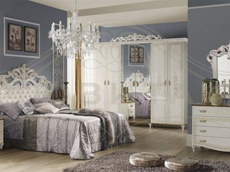 Увидеть фотографию Мебель для спальни Спальня Белла 33146692 в Москве