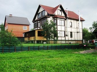Новое изображение Продажа домов Жилой дом 300 кв, м, в д, Настасьино Дмитровского района 33186767 в Дмитрове