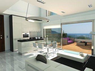 Скачать фотографию  Недвижимость в Испании, Новая квартира на второй линии море от застройщика в Бенидорм 33204127 в Москве