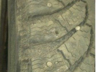 Смотреть foto  зимние шипованные шины 33211389 в Москве